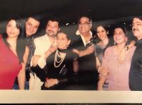 Entire Kapoor Clan Shared By Sanjay Kapoor