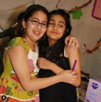 Unseen Throwback Picture of a 'Nerdy' Sara Ali Khan Wearing Glasses and Braces