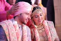 Neeti Mohan and Nihaar Pandya