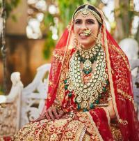 Shloka Mehta Dazzles In Her Bridal Photoshoot