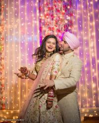 Puru Chibber And Roshni Banthia Unseen Wedding Pictures