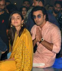Ranbir Kapoor and Alia Bhatt