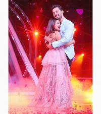 Neha Kakkar and Himansh Kohli