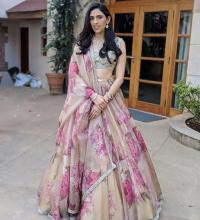 Shloka Mehta's breezy look