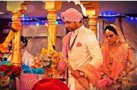 Ripci Bhatia and Sharad Malhotra Gurudwara wedding
