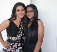 Kajol and Nysaa Devgan