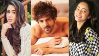 Kartik Aaryan, Sara Ali Khan and Ananya Panday