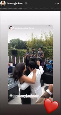 Amy Jackson and George Panayiotou's engagement bash