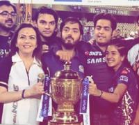 Mumbai Indian's IPL 2019 win