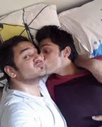 Vikas and Parth