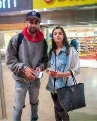 Ranbir Kpaoor and Alia Bhatt