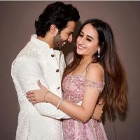 Varun and Natasha