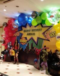 AbRam Khan's birthday