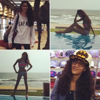 Sushmita Sen's elder daughter, Renee