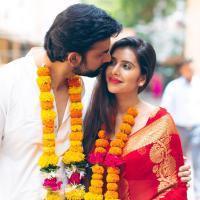 راجیووی سین نے چارو آسا سے شادی کی ہے