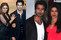 Shahid, Kareena and Priyanka