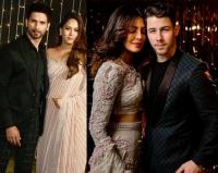 Shahid, Mira, Priyanka and Nick