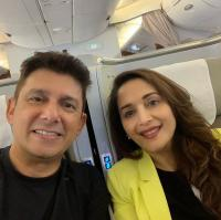 Madhuri Dixit and Dr Nene
