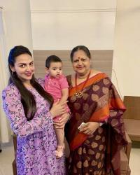 Esha Deol and Radhya Takhtani