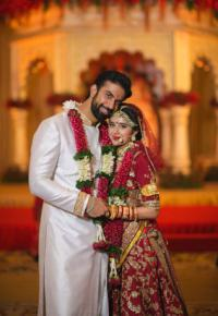 Charu and Rajeev wedding