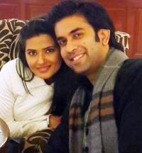 Rajeev Sen and Kratika Sengar