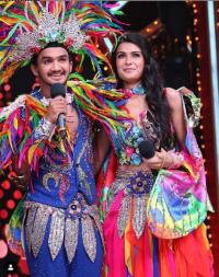 Faisal and Muskaan Nach Baliye