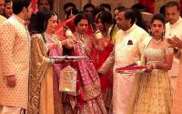 Isha Ambani Piramal and Anand Piramal