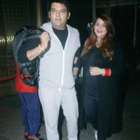 Kapil and Ginni head for babymoon