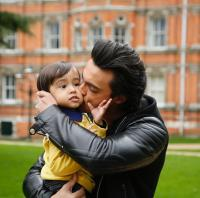 Ahil Sharma and Aayush Sharma