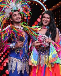 Faisal Khan and Muskaan Kataria