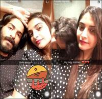 Sonam and Harshvardhan