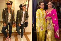 Karisma and Kareena