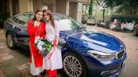 Dipika Kakar Ibrahim for buying her dream car