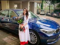 Dipika Kakar Ibrahim for buying her dream car