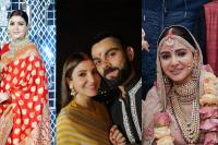 Anushka sharma in sindoor