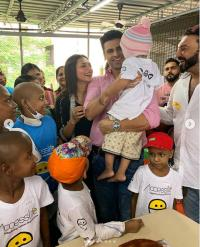 divyanka and vivek at ngo