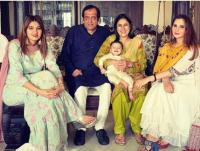 Sania and family