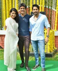 Samantha and Nagarjuna and Chay