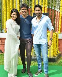 Samantha and Nagarjuna and Chay