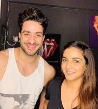 Aly Goni and Jasmin Bhasin
