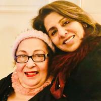 Neetu Kapoor and Ritu Nanda