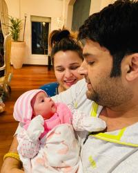 Kapil Sharma's daughter