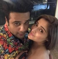 Bigg Boss 13 Arti Singh with brother Krushna Abhishek