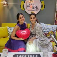 Kareena Kapoor Khan and Taapsee Pannu