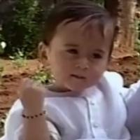 Krishna Shroff shares baby picture of Tiger Shroff