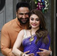 Shefali Jariwala and Parag Tyagi