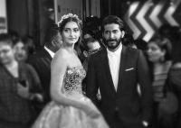 Sonam kapoor and Harsvardhan Kapoor