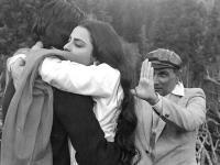 Amitabh Bachchan, Rekha and Yash Chopra