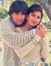Akshay Kumar and Shilpa Shetty
