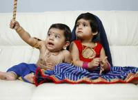 Yash and Radhika